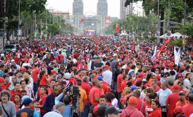 chavismo campaña