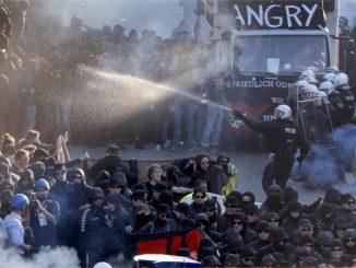g20 protestas