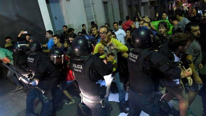 represion cataluña