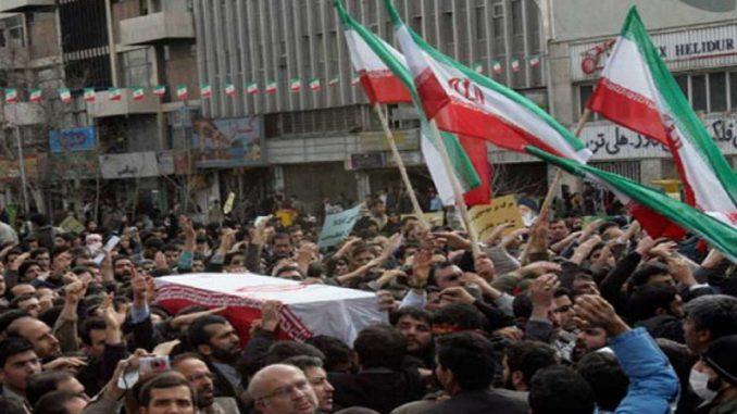 iran revolucion